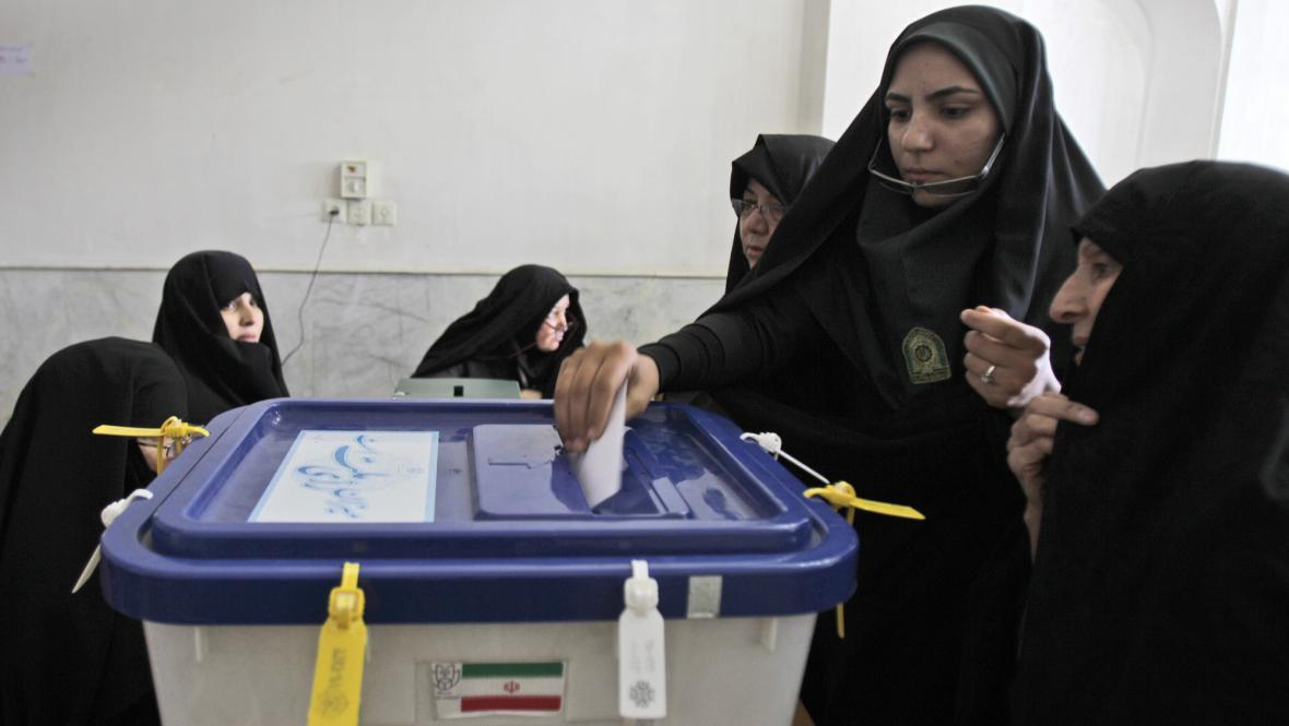 Volby v Íránu