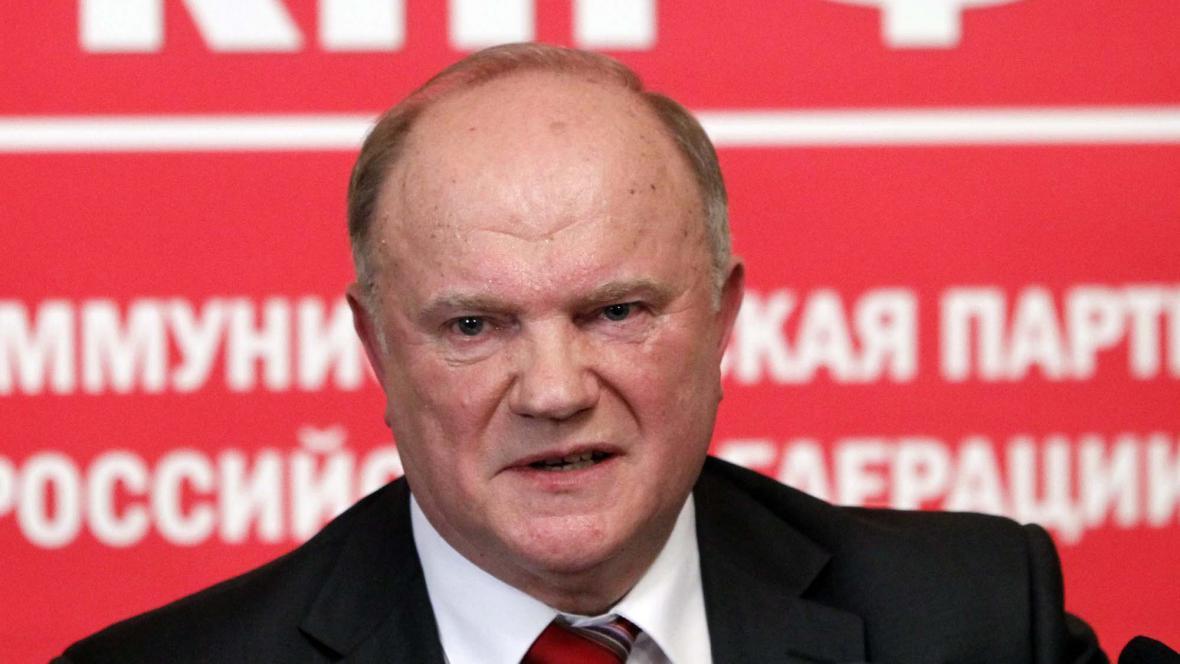 Gennadij Zjuganov