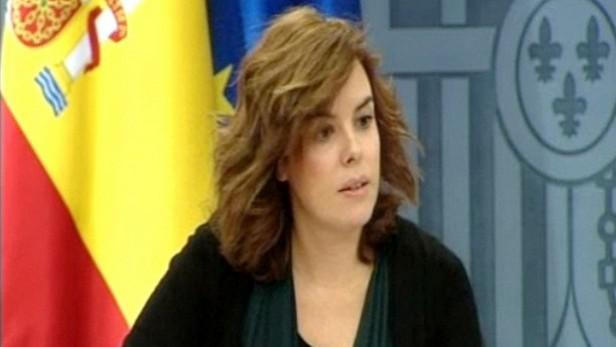 Soraya Sáenzová de Santamaría