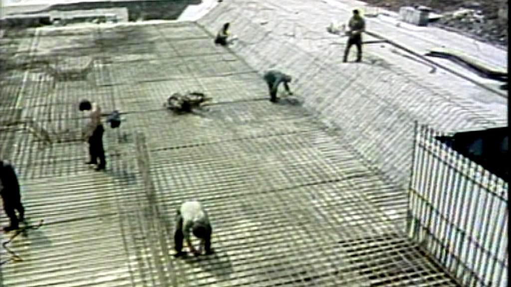 Stavba Žižkovské věže
