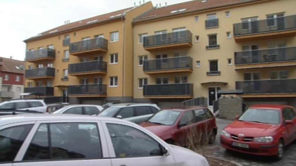 Bytové domy nejsou dodnes zkolaudované a lidé v nich nesmí bydlet