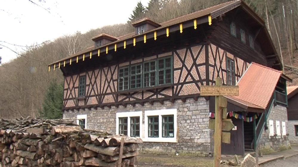 Švýcarna se v roce 2009 stala nejlépe opravenou památkou v kraji