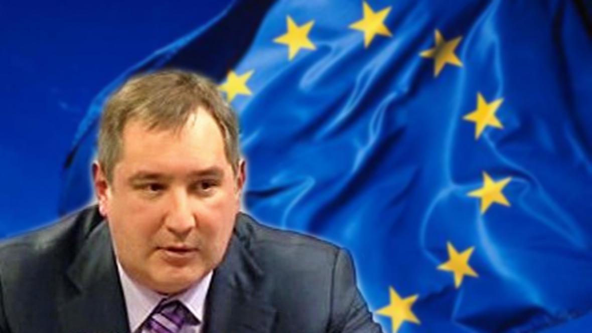 Dmitrij Rogozin chce ruštinu jako oficiální jazyk EU