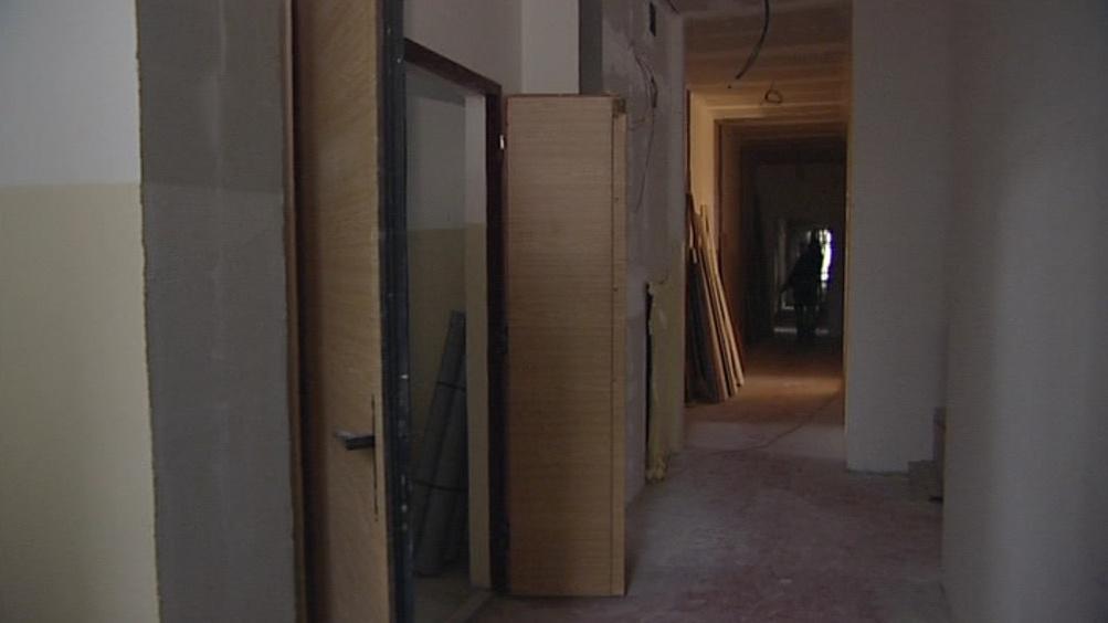 V prostorách vzniknou také byty, některé z nich budou i pasivní