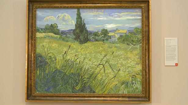 Vincent van Gogh / Zelené obilí