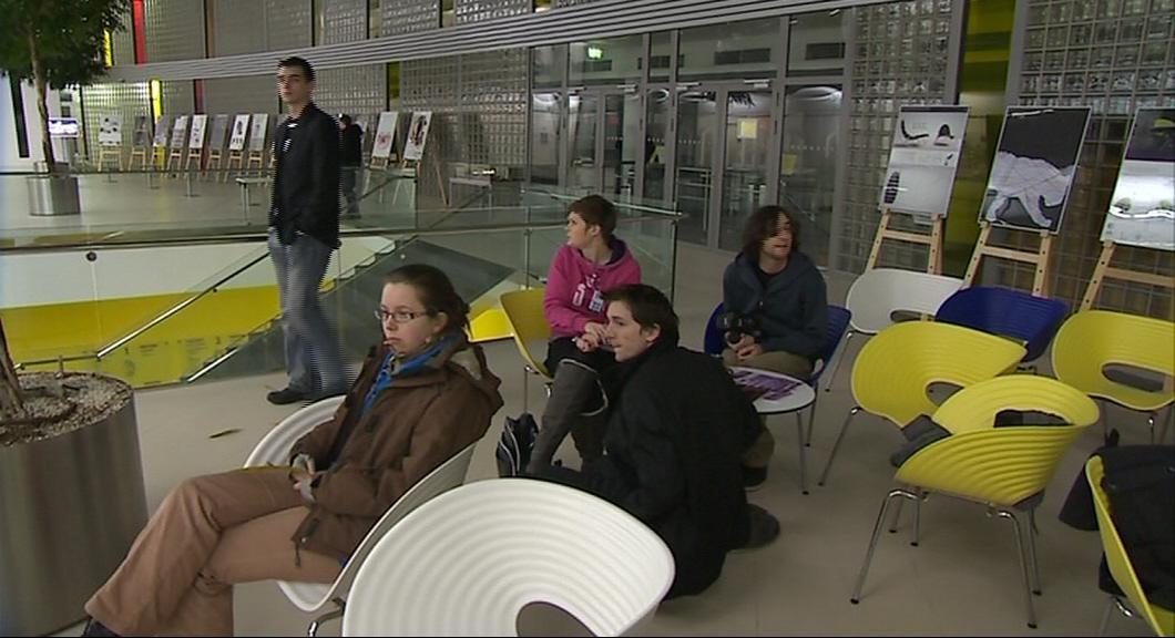 Studenti Univerzity Tomáše Bati