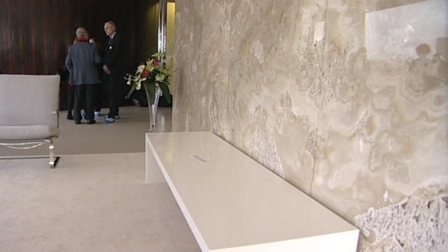 Slavná onyxová stěna