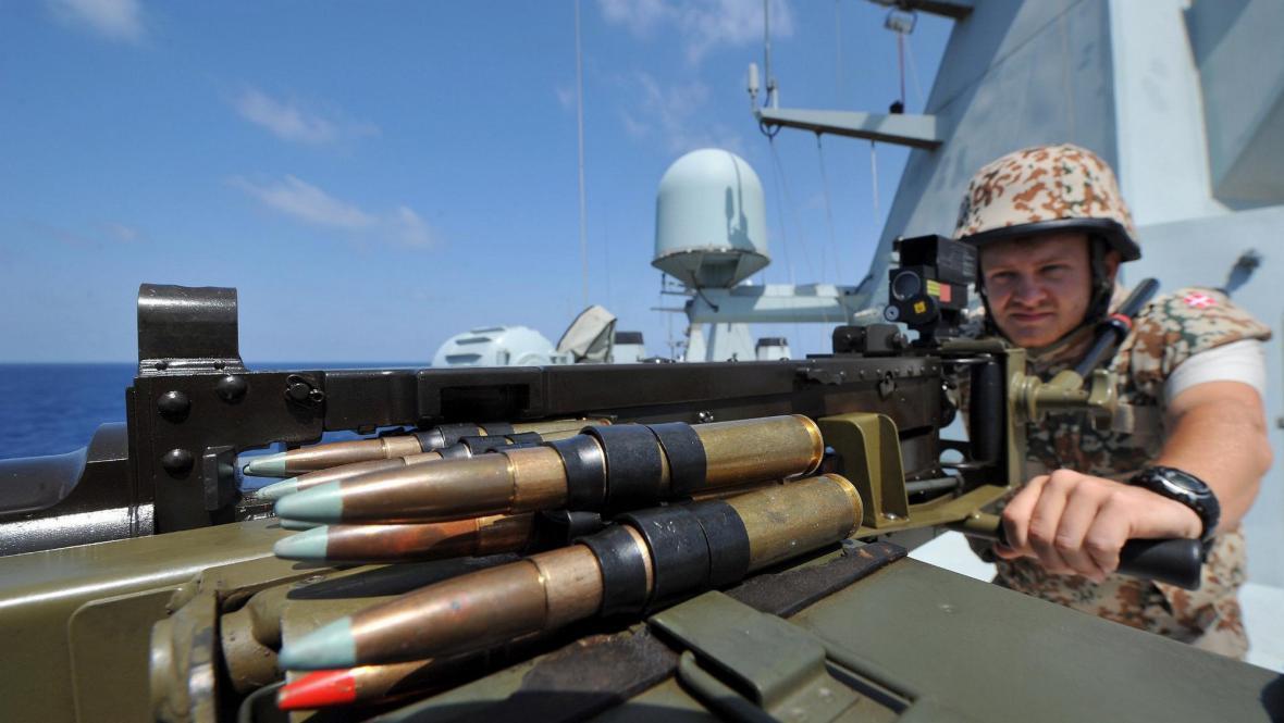 Loď HDMS Absalon