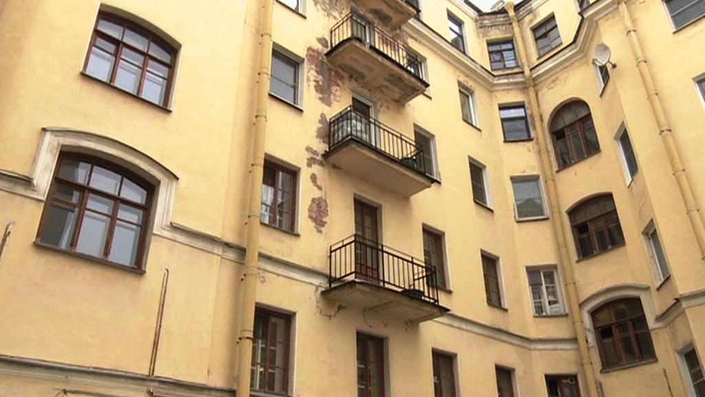 Dům, kde Putin strávil dětství