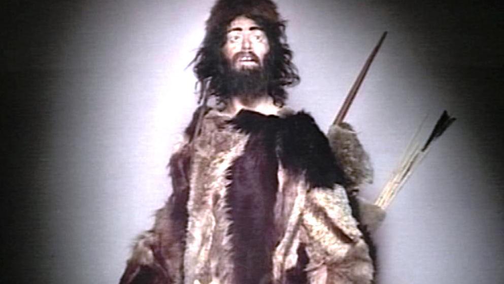 Ledový muž Ötzi
