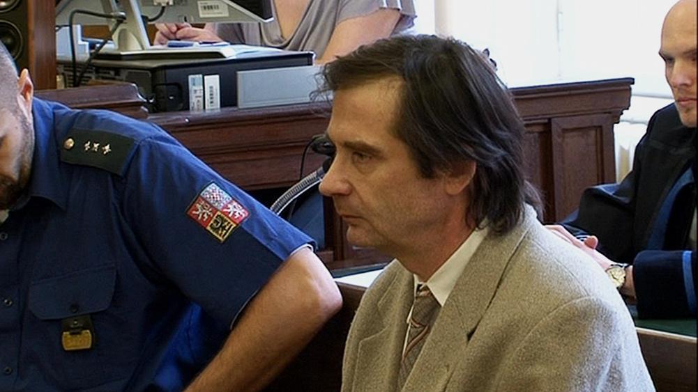 Boris Ingr krátce před vyhlášením rozsudku