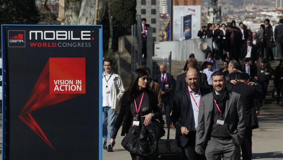 Mobile World Congress v Barceloně