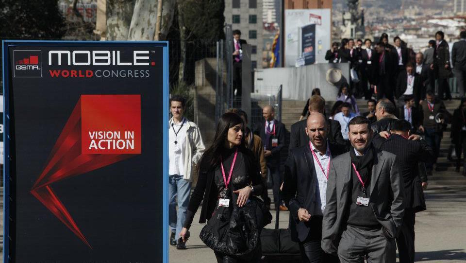 Mobile World Congress v Barceloně