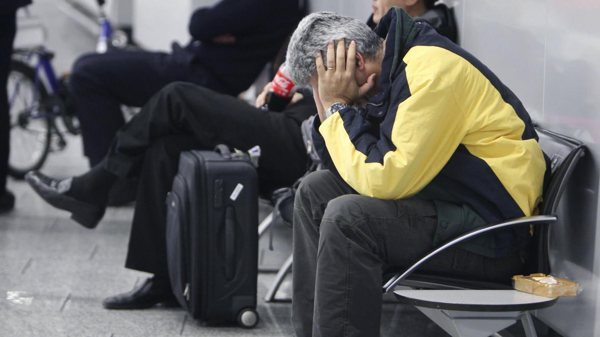 Stávka na frankfurtském letišti