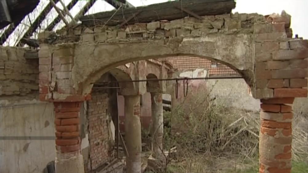 Památkově chráněný dům ve Slupi u Znojma