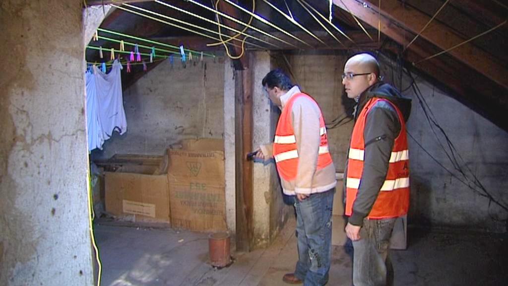 Romská hlídka kontroluje bydlení obyvatel