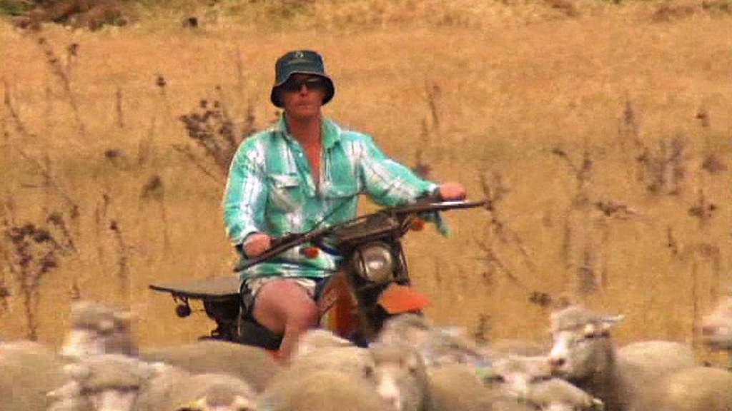 Australský farmář