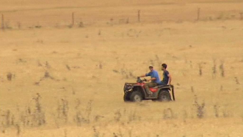 Australské farmy
