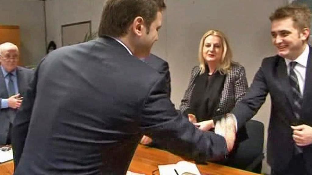 Kosovsko-srbské rozhovory
