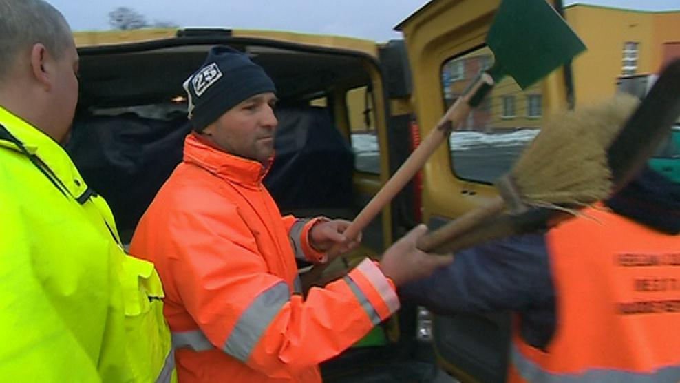 Pracovníci veřejné služby ve Valašském Meziříčí