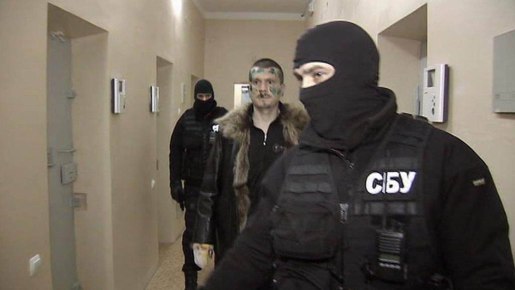 Zatčený terorista