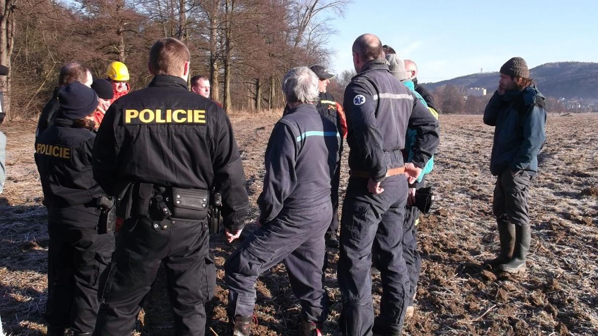 Porada vodohospodářů, hasičů a pyrotechniků