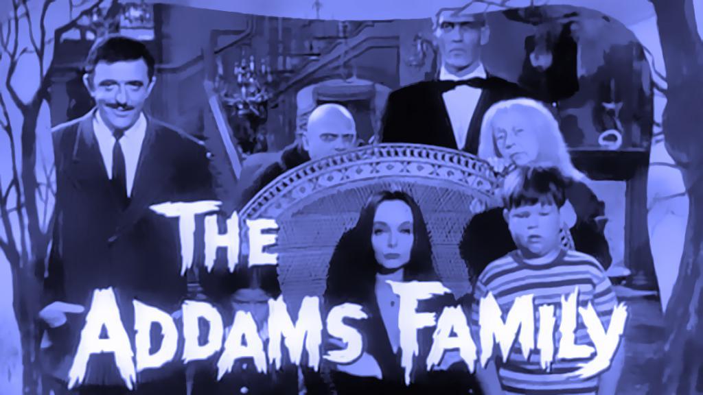 addamsova rodina 1964