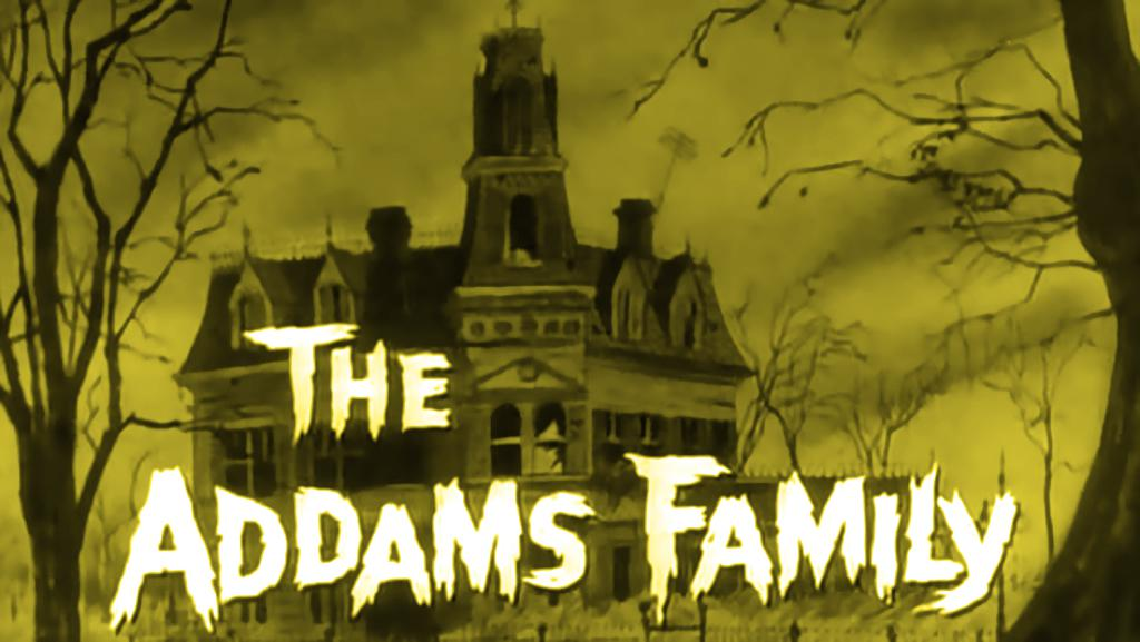 Seriál Addamsova rodina (1964)