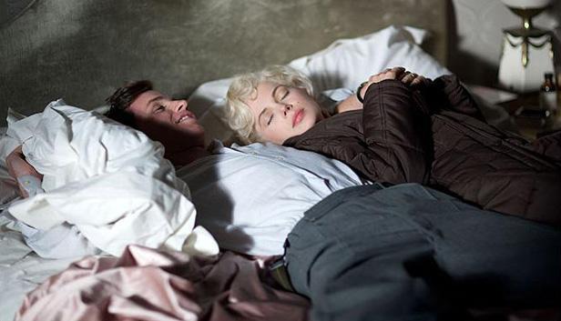 Můj týden s Marilyn / Eddie Redmayne, Michelle Williams