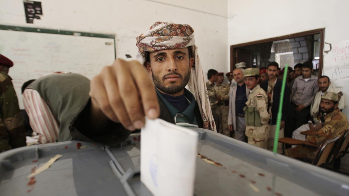 Volby v Jemenu