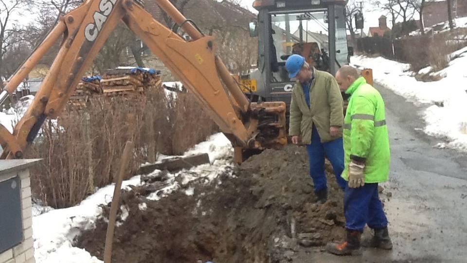 Voda kvůli havárii neteče v Kuničkách od pondělí