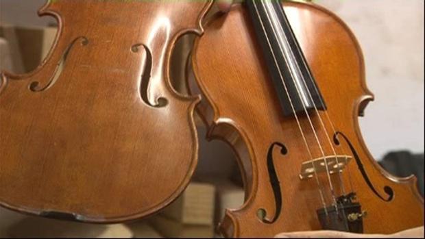 Model Stradivari versus model Guarneri