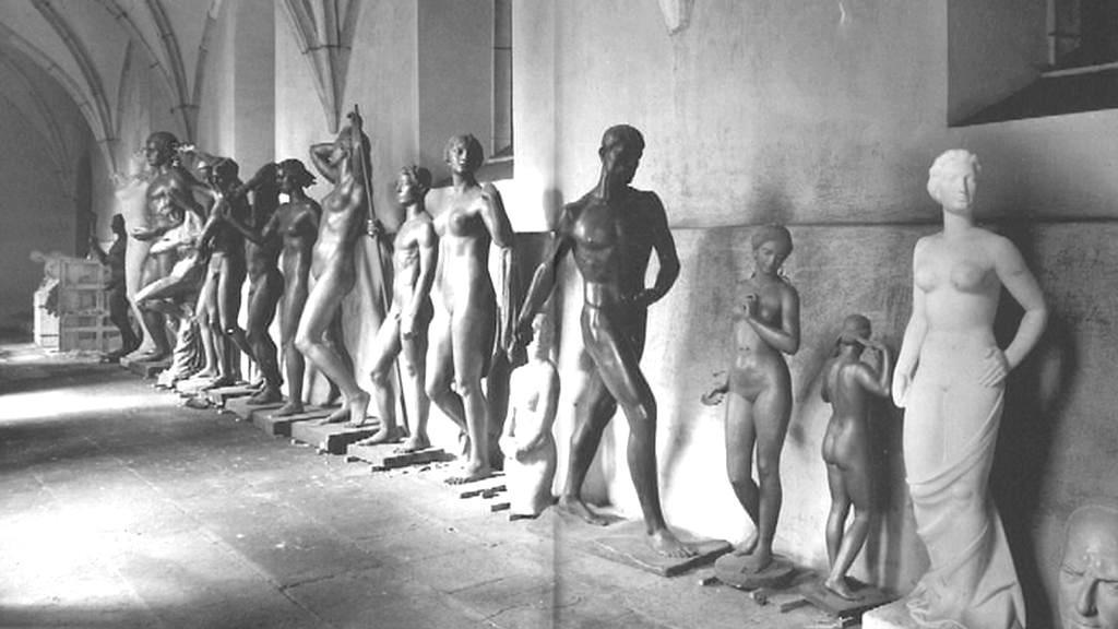 Hitlerova sbírka ve vyšebrodském klášteře