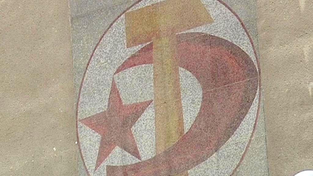Mozaika v Semilech