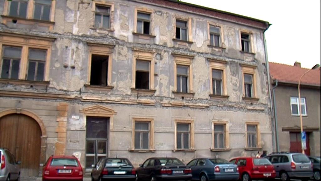 Rekonstrukce Greplova domu spolkne 100 milionů korun