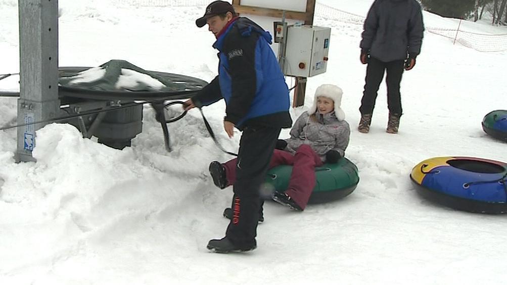 Svahy nabízejí kromě lyžování i další atrakce