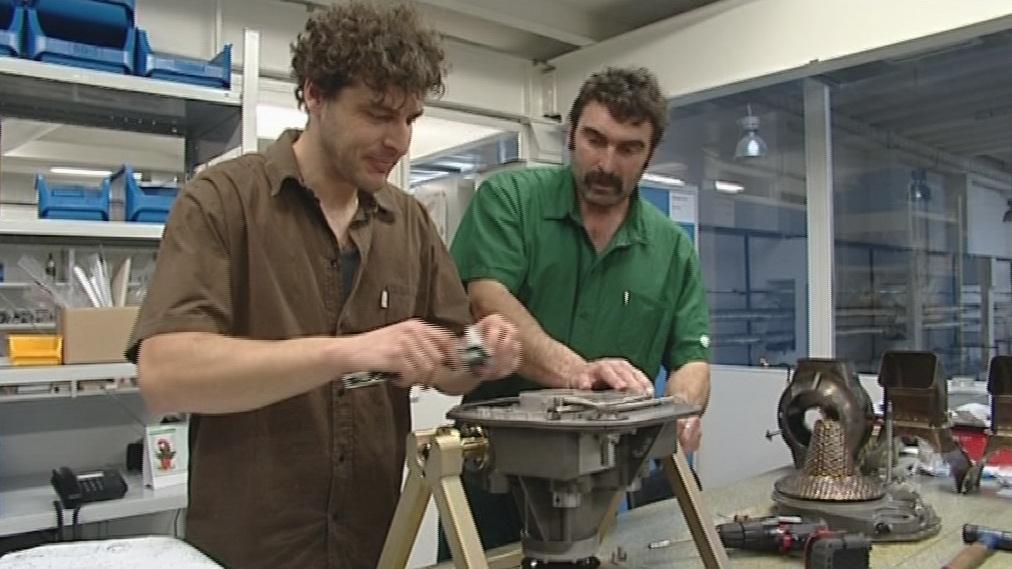 Motor vyvinula První brněnská strojírna ve Velké Bíteši