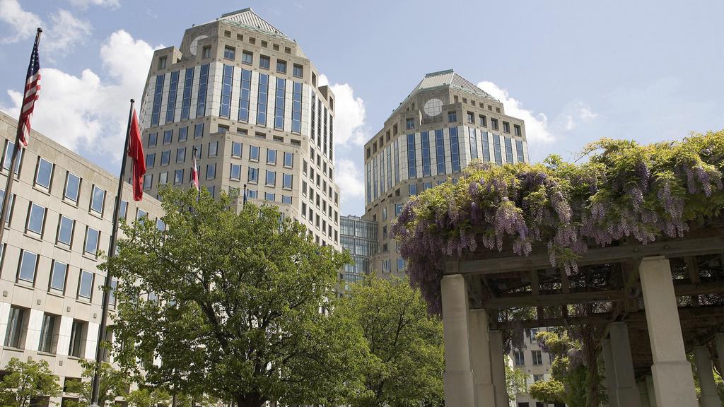 Sídlo firmy Procter & Gamble v Cincinnati