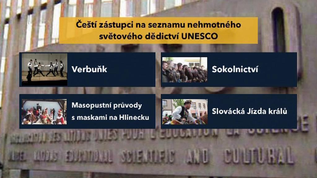 České památky v UNESCO