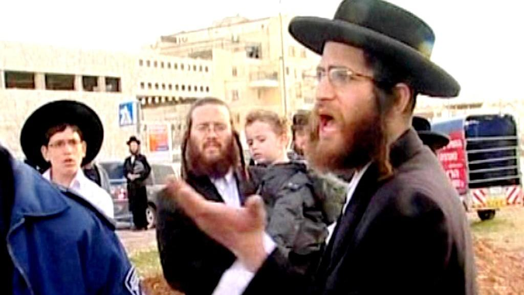 Ultraortodoxní židé v Izraeli