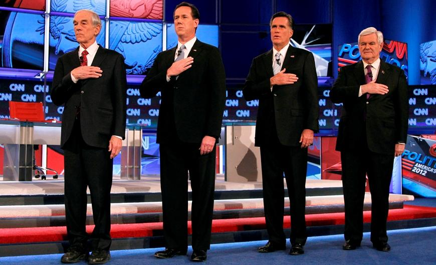 Republikánští kandidáti na prezidenta USA