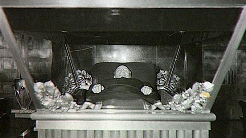 Mauzoleum Klementa Gottwalda