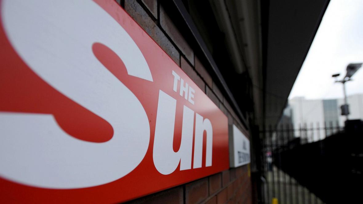 Deník The Sun