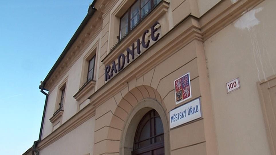 Městský úřad v Židlochovicích