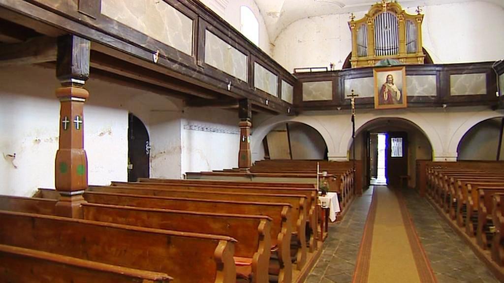 Kostel svatého Jošta