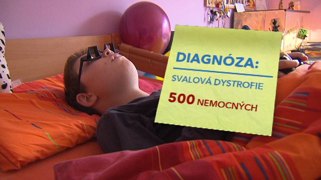 Svalová dystrofie