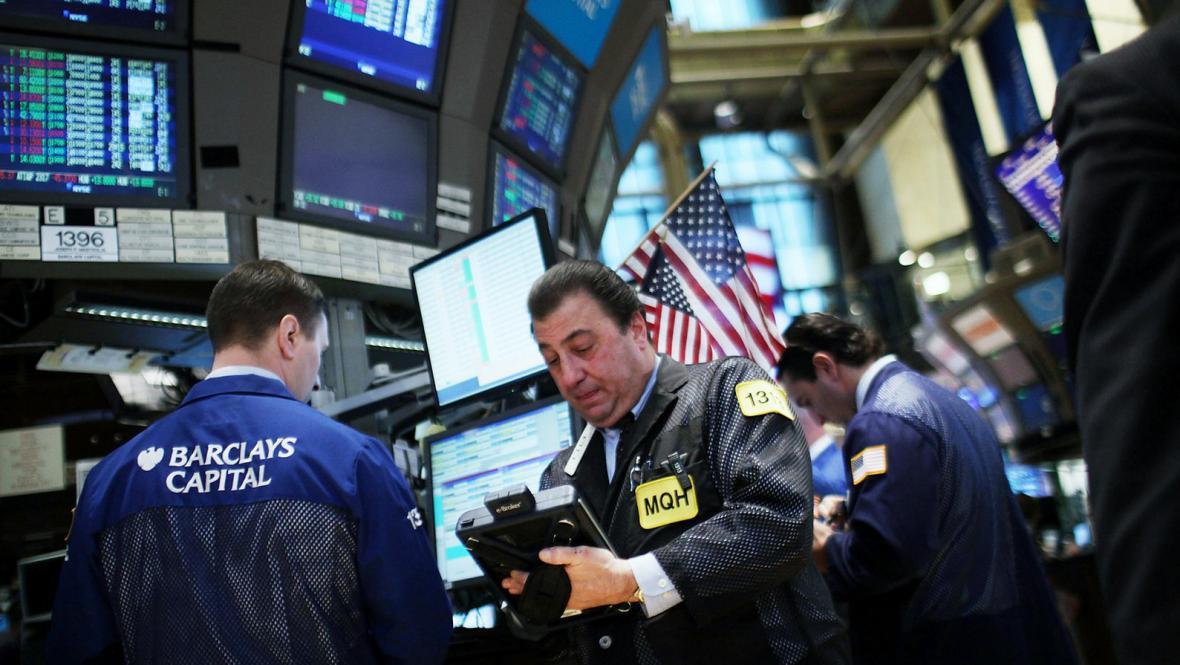 Obchodování na Wall Street