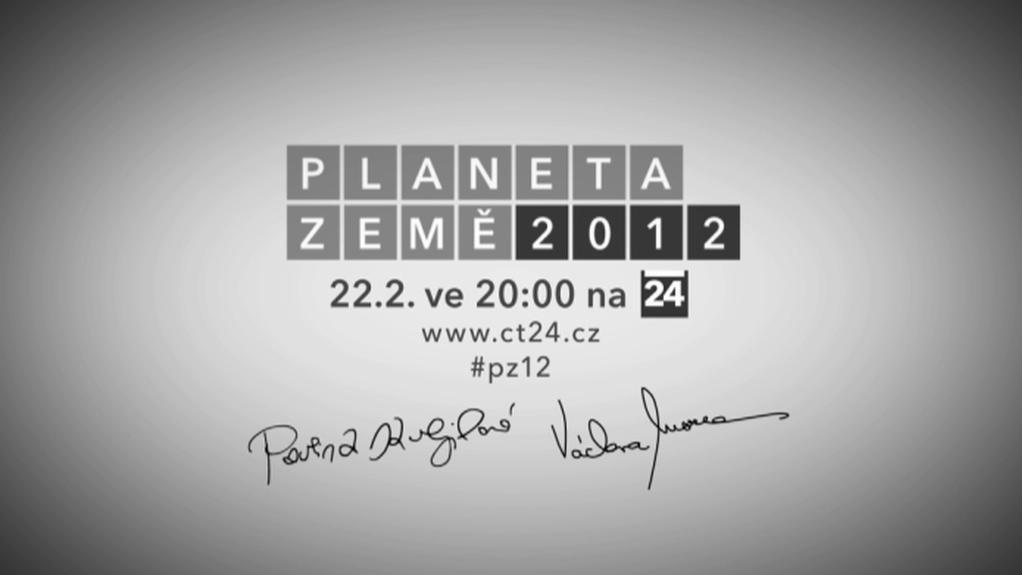 Planeta Země 2012