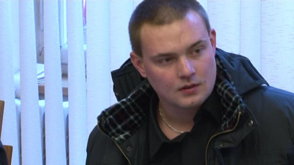 Nezaměstnaný Jan Svěrák, který podpálil stany bezdomovců