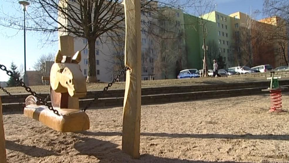 Obyvatelé sídlišť oceňují zeleň i dětská hřiště